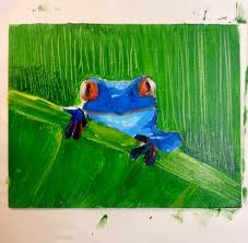 art lesson for kids complimentary colors perfect lesson with