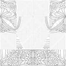 amazon com color origami botanica coloring book 60