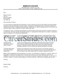 cover letter sample cover letter executive director executive