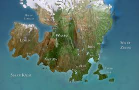 World Map Generator by Old Dnd September 2013