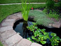 100 garden pond ideas diy pond made from 2 tractor tires
