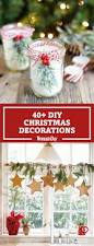 Easy Christmas Decorations To Make At Home 43 Easy Diy Christmas Decorations Homemade Ideas For Holiday