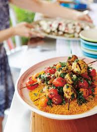 cuisiner couscous couscous au jus de carotte ricardo