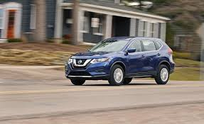 nissan california set up 2017 nissan rogue in depth model review car and driver