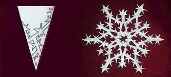 beautiful lifelike snowflakes paper cut xinblog paper