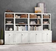 Display Hutch Logan Bookcase Wall Suite Pottery Barn