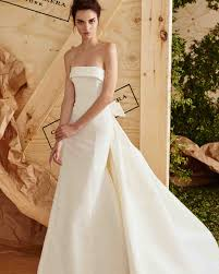 classic wedding dresses wedding dresses by style martha stewart weddings