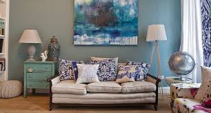 blue livingroom living room inspiration farrow