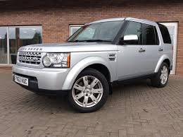 used land rover discovery silver for sale motors co uk