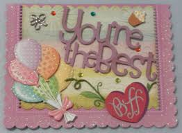bff birthday cards u2013 gangcraft net