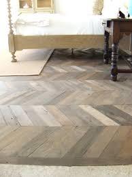 seagrass headboard in bedroom eclectic with antique oak flooring