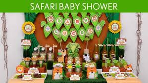 safari decorations baby shower jungle safari baby shower decorations jungle safari