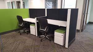 Tri State Office Furniture Pittsburgh by Remanufactured Workstations In Pittsburgh Matrix Solutions Case