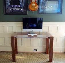 Best Computer Desk Design by Furniture Modern Home Office Design With Imac Computer Desk Idea