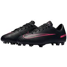 buy football boots buy nike children s mercurial vapor lace football boots black