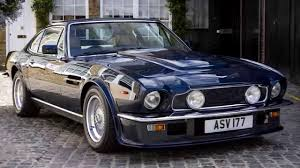 vintage aston martin 1985 aston martin v8 vantage v580 manual coupé hexagon