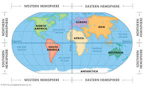 Blank Map Of Eastern Hemisphere by World Map Hemispheres Two Hemispheres World Map World