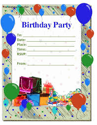 Invitation Card Maker Software Design Simple Birthday Invitation Card Maker App With Amazing