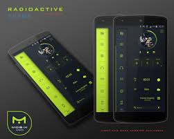android themes radioactive theme uccw skin android apps on play