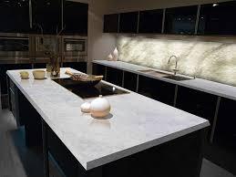 black laminate cabinet for formal kitchen decor using simple white
