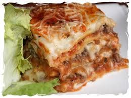 recette de cuisine de a à z mes lasagnes maison de a à z la neuvième planète
