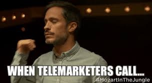 Telemarketer Meme - telemarketers gifs get the best gif on giphy