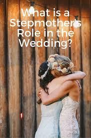 Wedding Planning For Dummies Stepmother U0027s Role In The Wedding Topweddingquestions Com