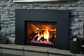 best how do gas fireplace inserts work images home design modern