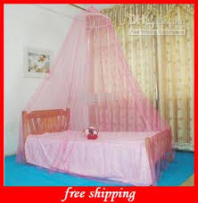 fashion summer crib netting baby foldable bed nets hanging dome