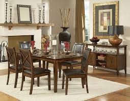 amazon com dining table of verona collection by homelegance tables