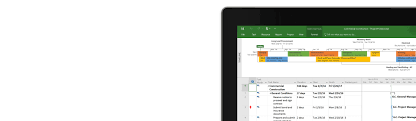 project management software microsoft project