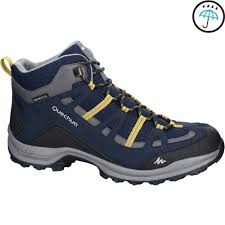 summer hiking shoes quechua