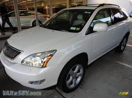 light gray lexus 2004 lexus rx 330 awd in crystal white pearl photo 4 004845