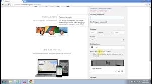 Business Email Google by Create A Google Account With Business Email Youtube