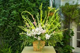 how to large scale floral arrangements hallmark channel