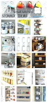 creative storage ideas for small kitchens creative storage ideas for a small kitchen nopasaran