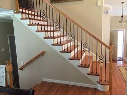 Banister Replacement Iron Balusters Folsom Stair U0026 Woodworks