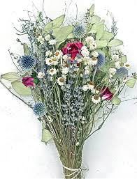 flowers bouquet dried pastel flowers bouquet dried flower bouquets
