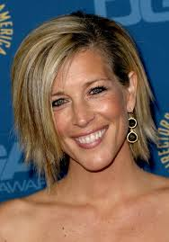 gh soap hair styles laura wright s new haircut 2013