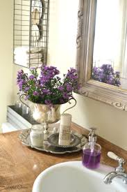 lavender bathroom decor 5972