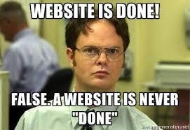 Meme Websites - 25 funny memes about website design business general