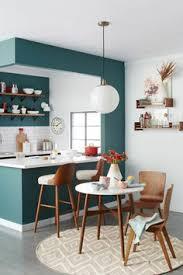 cuisine ouverte petit espace aménagement cuisine ouverte sur salon amenagement