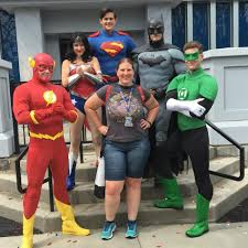 Six Flags Offers Six Flags Great America U0027s 4d Justice League Battle For Metropolis