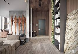 wood paneling modern interior modern wood paneling 1 fresh two homes with lots of