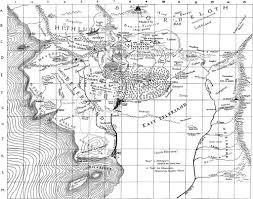 Map Of Mordor Tolkiens Legendarium Middle Earth Maps Science Fiction
