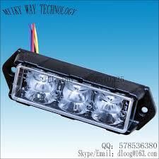 strobe light light bulb vs 918d dual color led grill lights cree 3w led 15 flash pattern