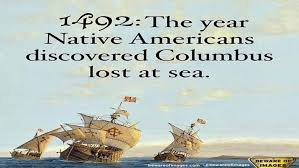 Columbus Day Meme - 14 columbus day memes that hilariously reveal the not so funny