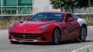 Ferrari F12 2018 - ferrari f12 m spied for the first time