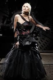 brautkleid in schwarz hochzeitskleid schwarz kariert lucardis feist hochzeitsmode
