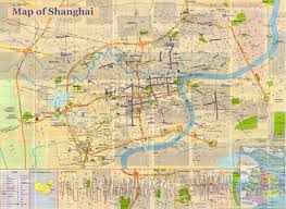 Shanghai Metro Map In Chinese by Speech Prosody 6th International Conference